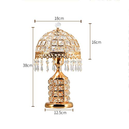 princess house crystal lamp - 6