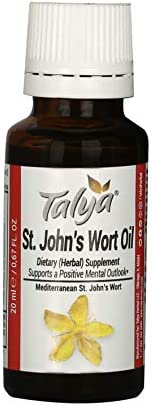 Talya St. John s Wort Oil – Macerated Extraction – Positive Mood and Emotional Balance