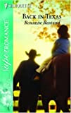Back in Texas, Roxanne Rustand, 0373713029