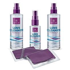 Lens Cleaner Spray Kit - Alcohol & Ammon...