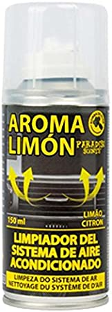 Paradise PER20011 Limpiador Limon Aire Acondicionado, 150 ml ...