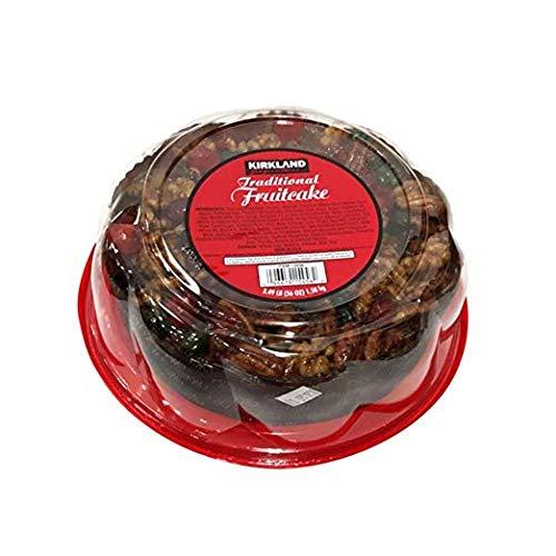 - Kirkland Signature Traditional Holiday Fruitcake Fresh Sealed 56 Oz