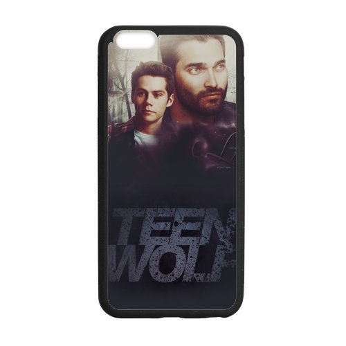 Atnee Handsome Cool Teen-Wolf Dylan O'Brien Skin Sleeve Cover for Phone iPhone 6 Plus 5.5