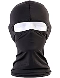 Balaclava - Ski Mask Windproof Mask Adjustable Face Headwear Warmer For Skiing,Bike,Cycling,Hiking,Protection Motorcycle Outdoor Sports - Tactical Balaclava