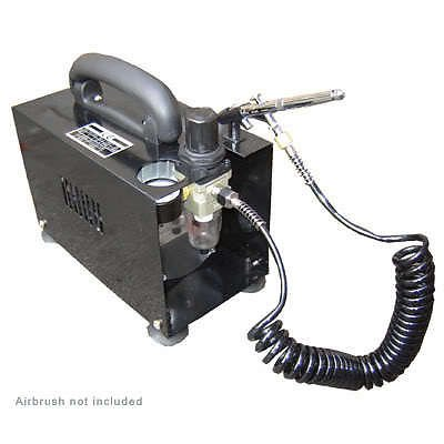 Scorpion Compressor (Scorpion IW-C 1/5HP Air Compressor by Silentaire)