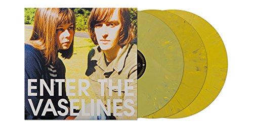 Price comparison product image Enter The Vaselines Yellow Vinyl