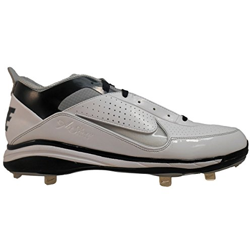 Nike Air Show Elite 2 Mens Baseball Dubbarna Svart / Vit