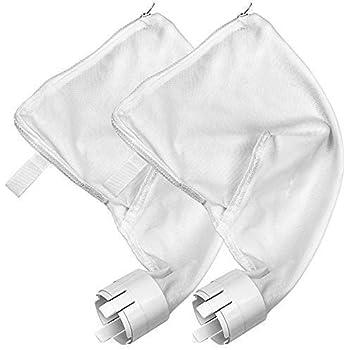 PGFUN 2 Pack Polaris Bags All Purpose Filter Bag Polaris Replacement Parts for Pool Cleaner for Polaris 360, 380 ,K13, K16