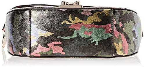 Badlands cmo H L 5x13x8 20 A Multicolore X 5 Donna Guess Cm Borsa camouflage Tracolla w pRdqxCpwZ