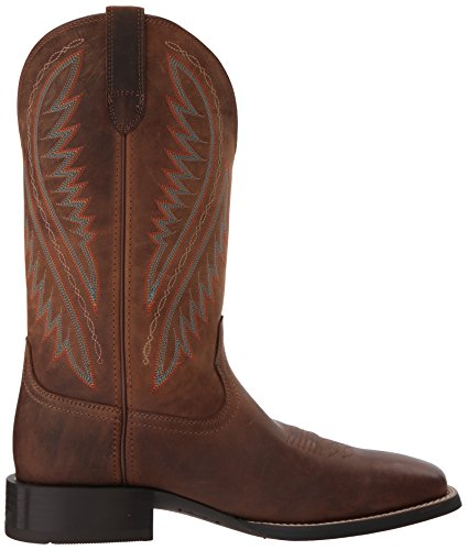 Ariat Menns Sport Stonewall Vestlige Boot Distressed Brun