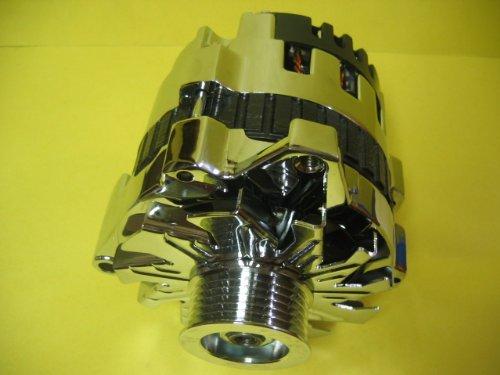 DB Electrical HO-7861-11C-200 New Alternator for High Amp Output Chrome Chevy Truck C K 4.3L 5.0L 5.7L 87 88 89 1987 1988 1989, 6.2L 87 88 89 90 91 92 1987 1988 1989 1990 1991 1992, 6.5L 92 1992