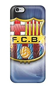 Slim Fit Tpu Protector Shock Absorbent Bumper Barcelona Fc Case For Iphone 6 Plus
