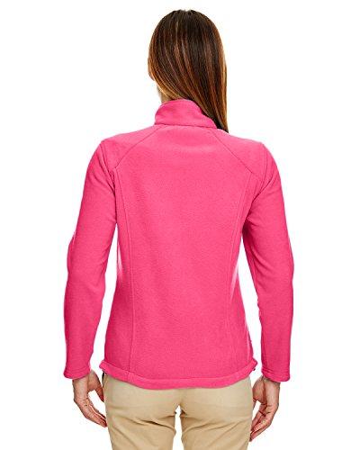 Frambuesa Ultra Chaqueta Ladies Full zip 8498 Fleece Club Micro rPr7v48S