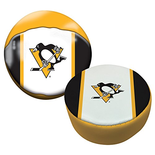 (Franklin Sports NHL Pittsburgh Penguins Soft Sport Ball & Puck)