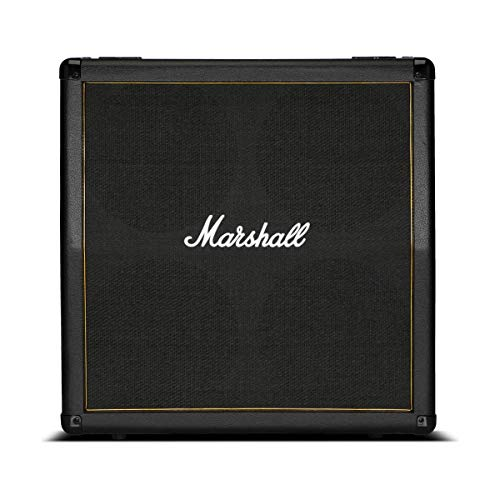 Marshall 120-Watt 4x12 Inches Angled Cabinet Amplifier Part (MG412AG)
