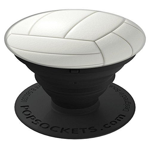 PopSockets: Collapsible Grip & Stand for Phones and Tablets - Volleyball