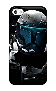 High-quality Durable Protection Case For Iphone 5/5s(star Wars Commander)