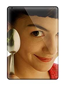 Ipad Air Case Cover Skin : Premium High Quality Audrey Tautou As Amelie Case