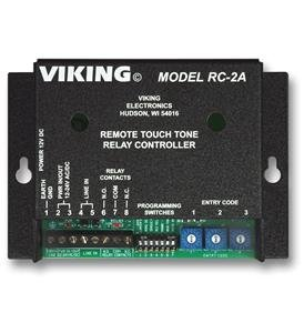 (Viking Electronics Remote Touch Tone Controller )