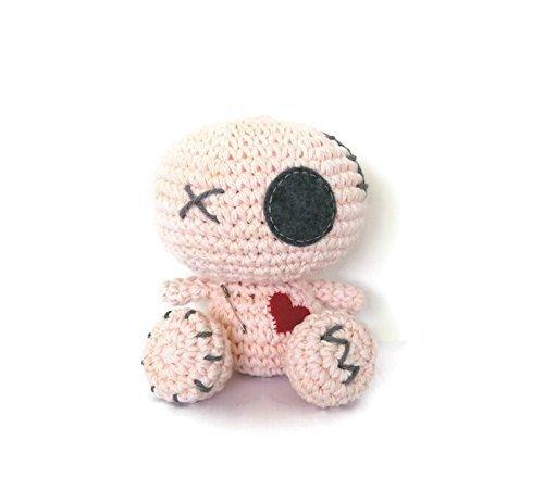 Ravelry: Voodoo doll amigurumi pattern by Fabiana Canu | 451x500