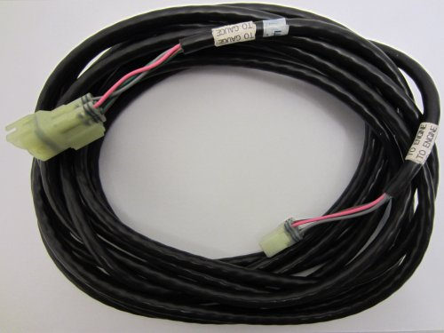 Yamaha OEM 20' Trim & Tilt / Oil Level Sender Wire Harness Cable 20ft 6Y5-83653-10-00; 6Y5836531000