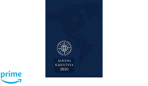 2020 Agenda Ejecutiva - Tesoros de Sabiduría - Azul: Agenda ...