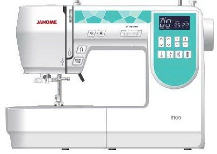 Janome 6100 Computerized Sewing Machine
