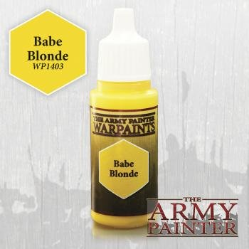 Warpaints: Babe Blonde 18ml -