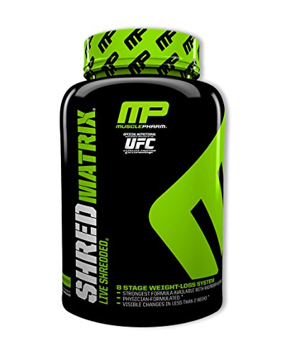 Muscle-Pharm-Shred-Matrix