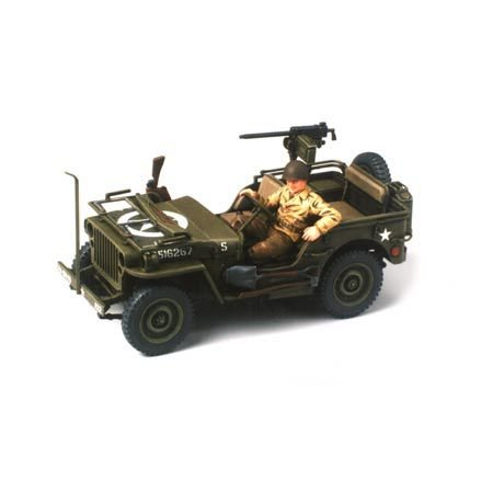 - Tamiya America, Inc 1/35 Jeep Willys MB 1/4Ton, Plastic Model kit, TAM35219