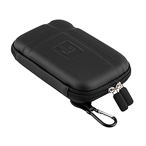 5 Inch Hard Carrying Travel GPS Case Protective Pouch Shell For 5 5.2 TomTom VIA 1515M 1535TM 1515TM 1500M 1505M Garmin Nuvi 2597LMT 55LM 57LM 2557LMT 2555LMT 2595LMT Magellan RoadMate GPS Devices
