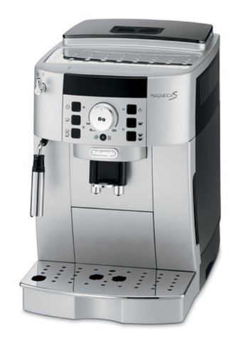 DeLonghi-Magnifica-S-ECAM-22110SB-Plata-1450-W-220240-V-5060-Hz-238-x-351-x-430-mm-9000-g-Mquina-de-caf