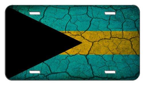 Bahamas Plate - 7