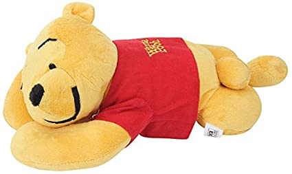 2001b066ecf Buy Disney Lazy Pooh (12-inch) Online at Low Prices in India - Amazon.in