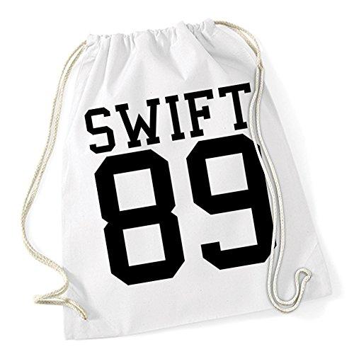 Swift 89 Gymsack White Certified Freak qIDur