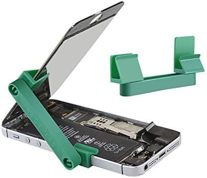 Queenwind ベスト BST-130 携帯電話プレート修理マザーボード PCB 固定ブラケットメンテナンスサポート多機能分解画面固定ツール