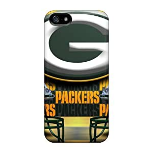 Leeler Case Cover For Iphone 6plus- Retailer Packaging Green Bay Packers Protective Case hjbrhga1544