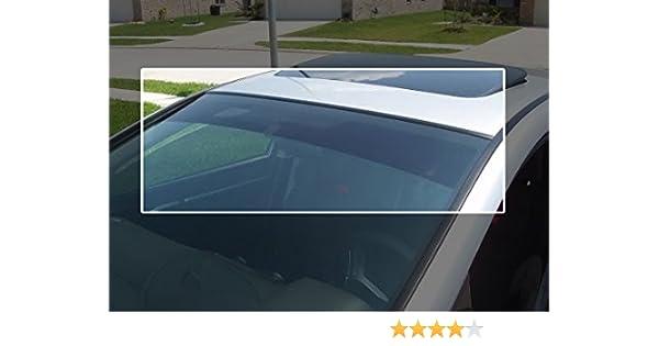 Front Window Tint >> Precut Windshield Sun Visor Window Tint Strip For Jeep Wrangler 2 Door 1997 2006