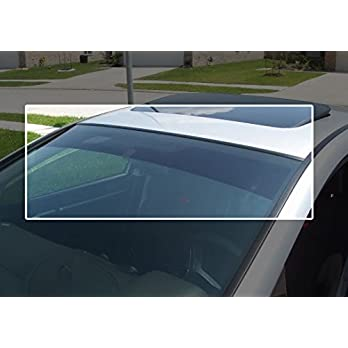 Precut-Windshield-Sun-Visor-Window-Tint-Strip-For-Honda-Element-2003-2011