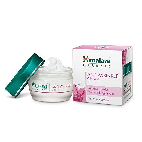 Himalaya Herbals Anti-Wrinkle Cream, 50gm
