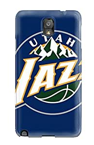 YUHxDMI586wVmOT Case Cover Basketball Nba Utah Jazz Galaxy Note 3 Protective Case