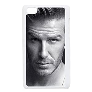 iPod Touch 4 Case White ha32 beckham face sports face GY9148765