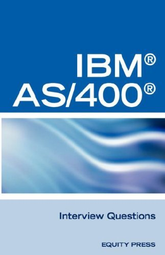 IBM (R) As400 (R) RPG Interview Questions, Answers, for sale  Delivered anywhere in USA