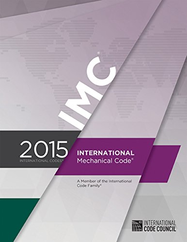 2015 International Mechanical Code by International Code Council