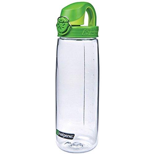 Nalgene Tritan OTF Clear Green product image