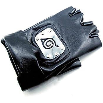 Relaxcos Naruto Hatake Kakashi Gloves Cosplay Costume