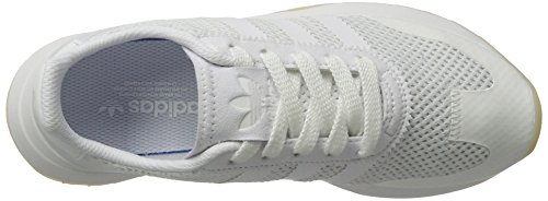 Marine adidas Femme Flashback Basses Bleu Sneakers wXxzqPTXO