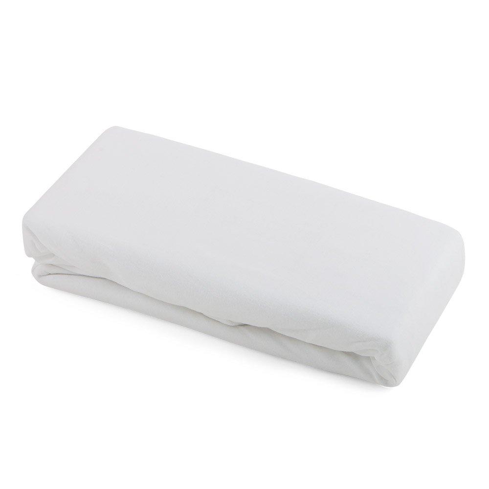 Junior Joy 6258W Culla Cotone Duvet Cover, Bianco