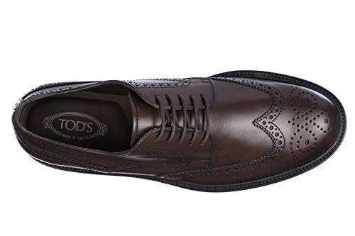 Schnürschuhe Herrenschuhe Business Herren bucature Schuhe extr Tods Leder derby XCqOnP