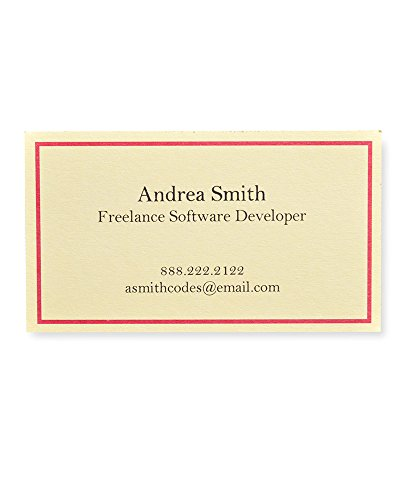 Border Business Cards - 2
